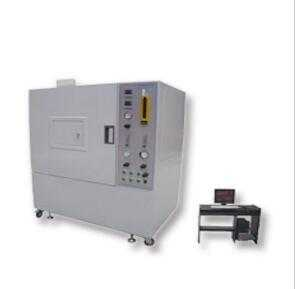 Smoke Density Tester for Building Materials