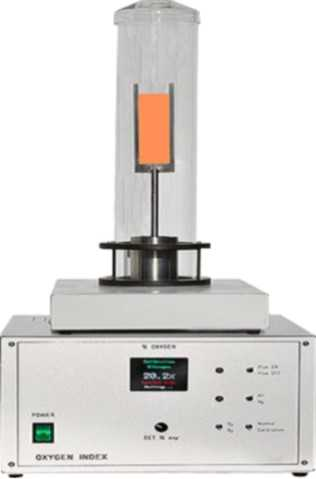 Limiting Oxygen Index Tester