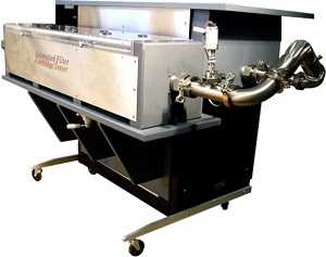 Automated Filter Catridge Tester