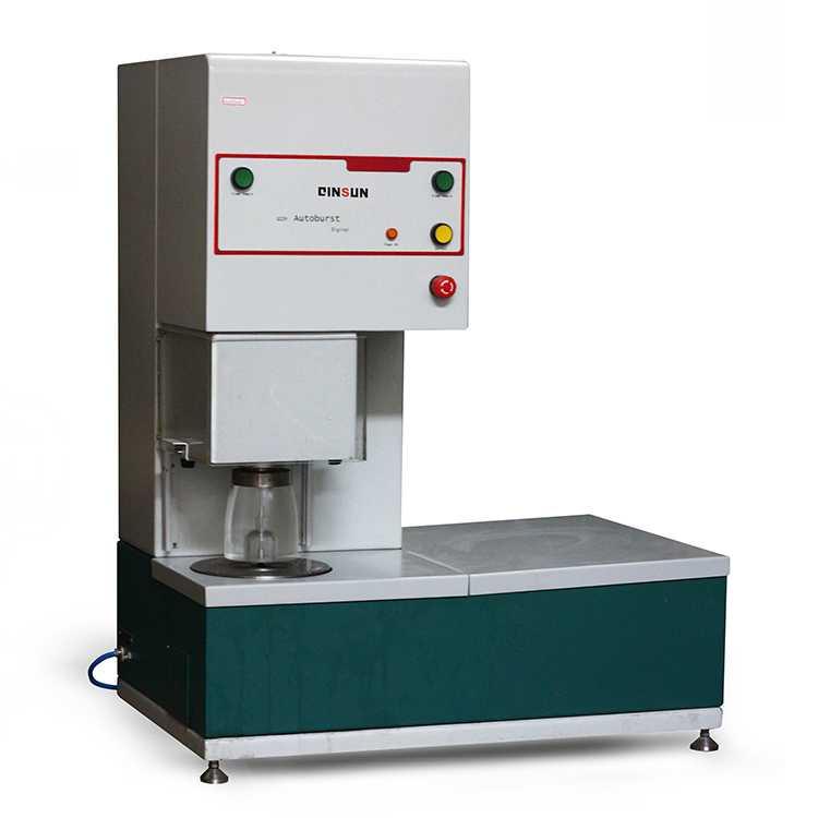 Mullen & G229P Pneumatic Bursting Strength Tester