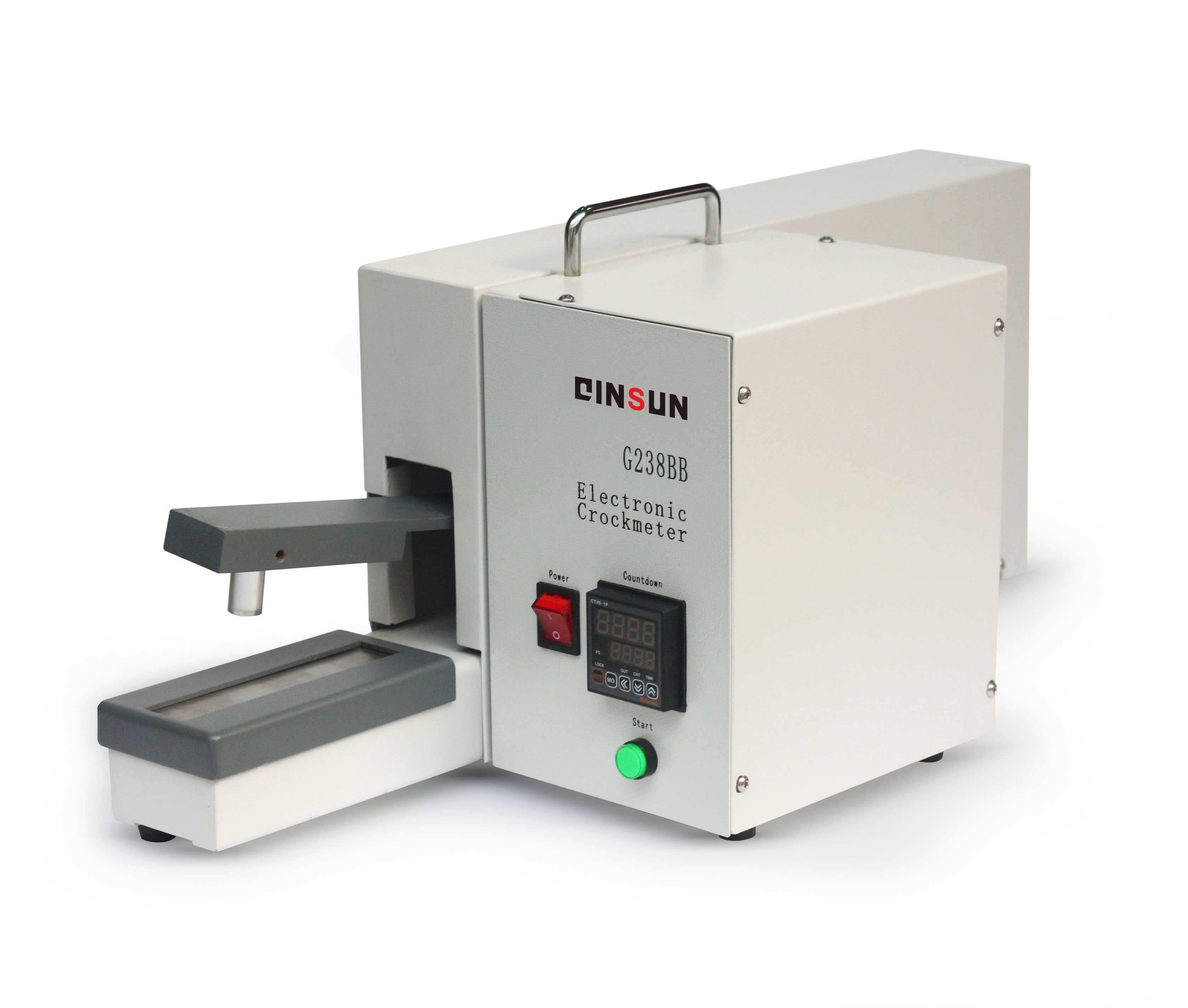 Electronic Crockmeter/Rubbing Fastness Tester
