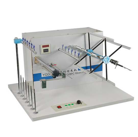 Yarn length measuring instrument