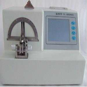 Medical needle toughness tester