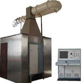 Building material monomer combustion tester